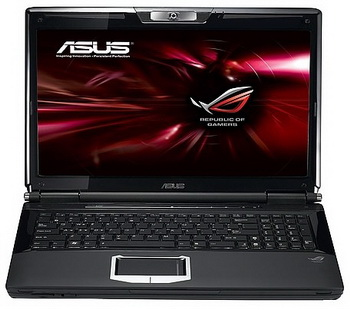 Zdjęcie: Notebook ASUS G51J-SZ028V z technologią Nvidia 3D Vision