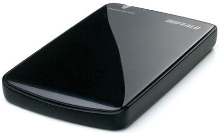 Zdjęcie: Zewnętrzny dysk SSD Buffalo SHD-PEHU3 z interfejsem USB 3.0