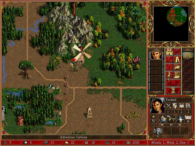 Heroes of Might and Magic III - Z�ota Edycja + Crack [PL] [dla exsite.pl]