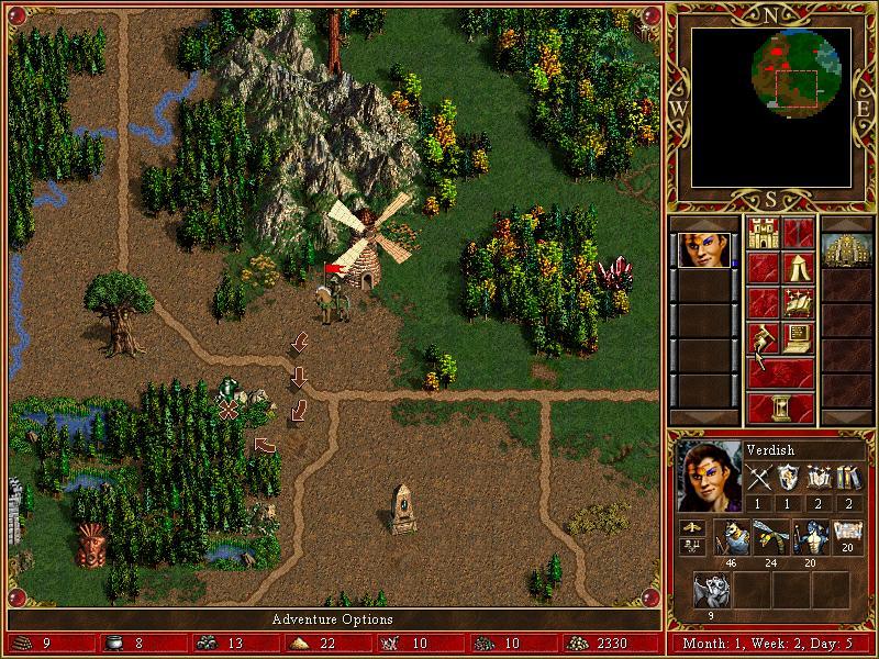 Heroes of Might and Magic III - Z�ota Edycja + Crack [PL] [dla exsite.pl]