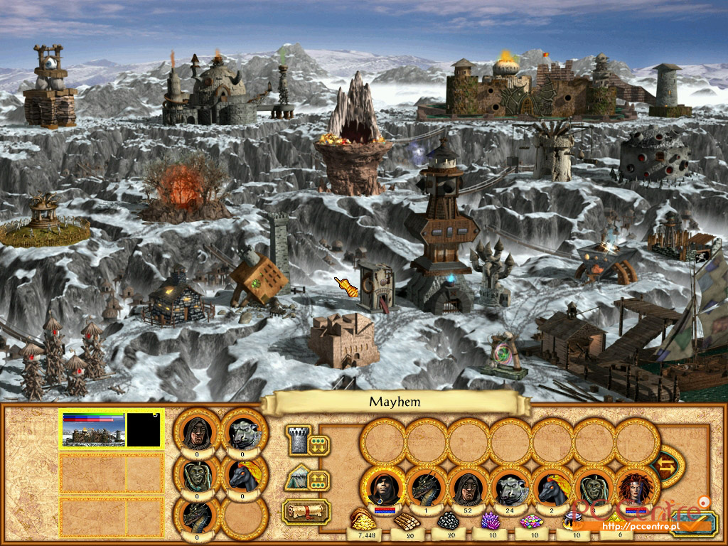 Heroes of might and magic 5 - дата выхода