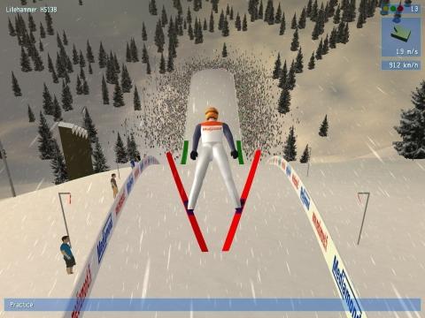 Deluxe Ski Jump 4 V1.0.1 PL + KLUCZ [FULL]