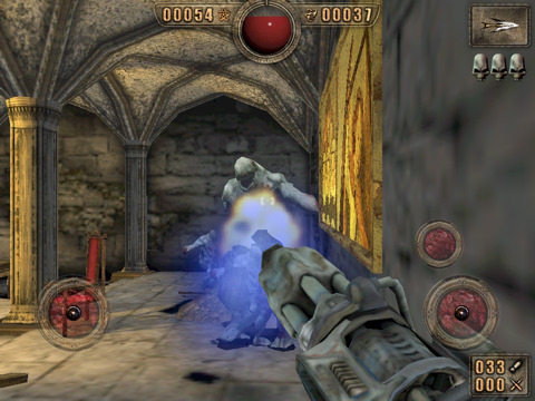 Screen z gry Painkiller: Purgatory
