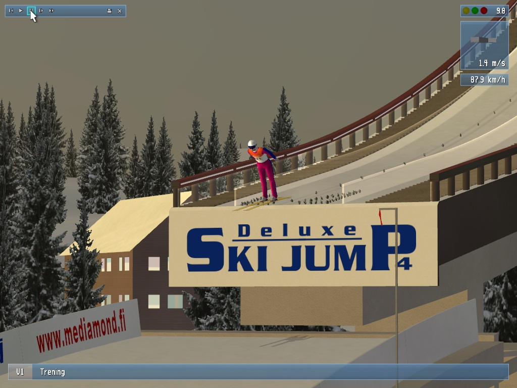 Deluxe Ski Jump 1.4.0 Download Free