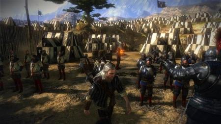 Screen z gry Wiedźmin 2: Zabójcy Królów