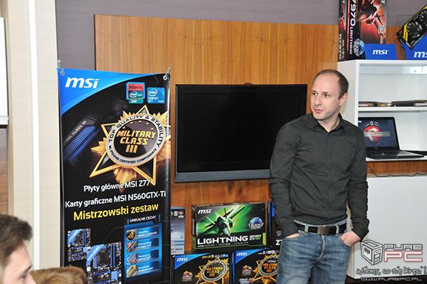 MSI Event 2012