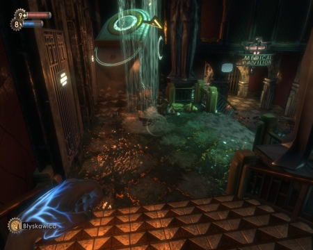 Screen z gry BioShock